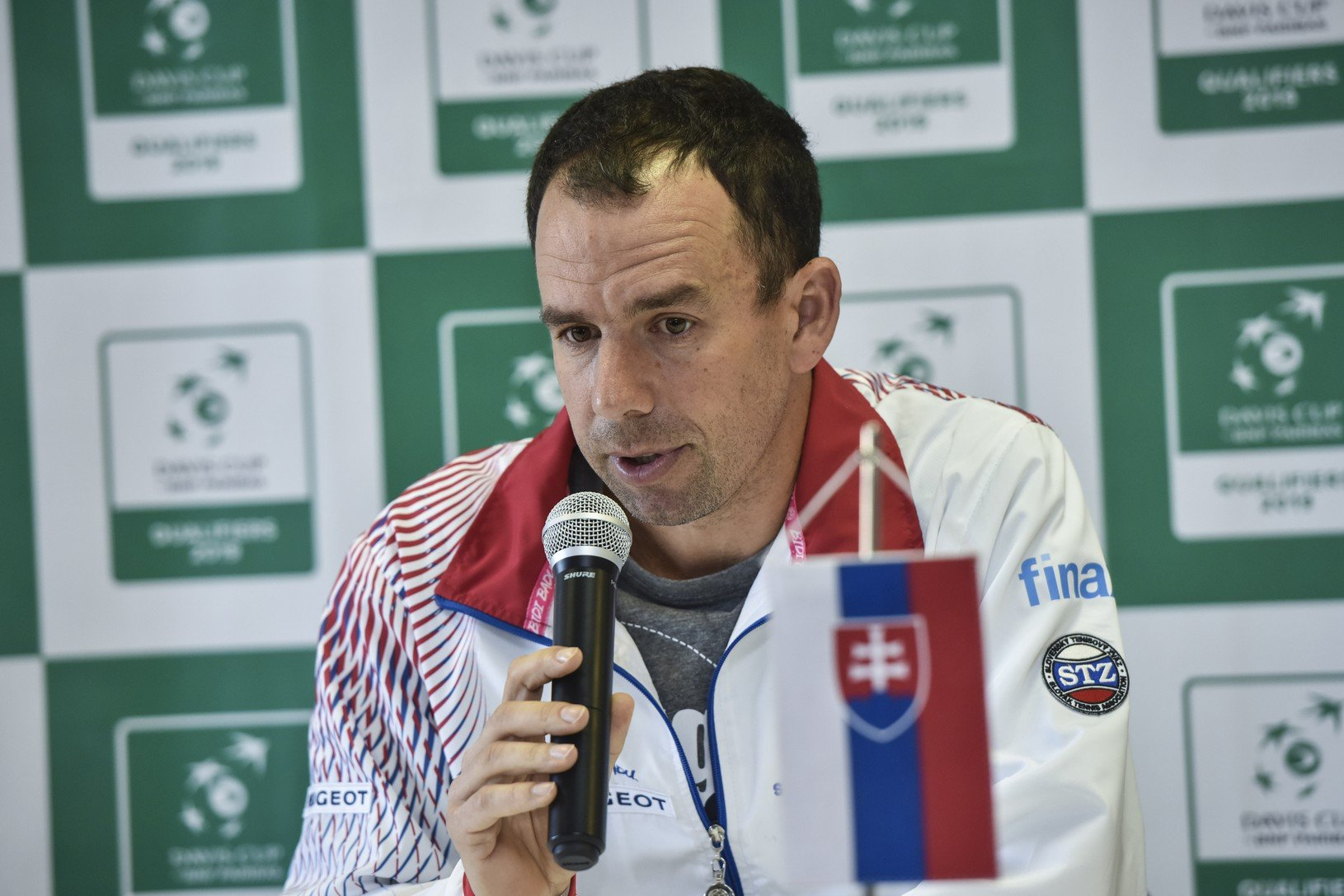 Kapitán daviscupového tímu Slovenska