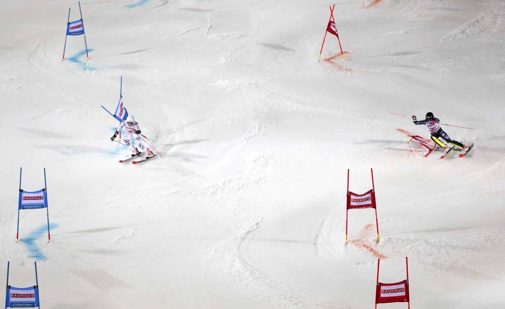 Nemecká lyžiarka Christina Geigerová