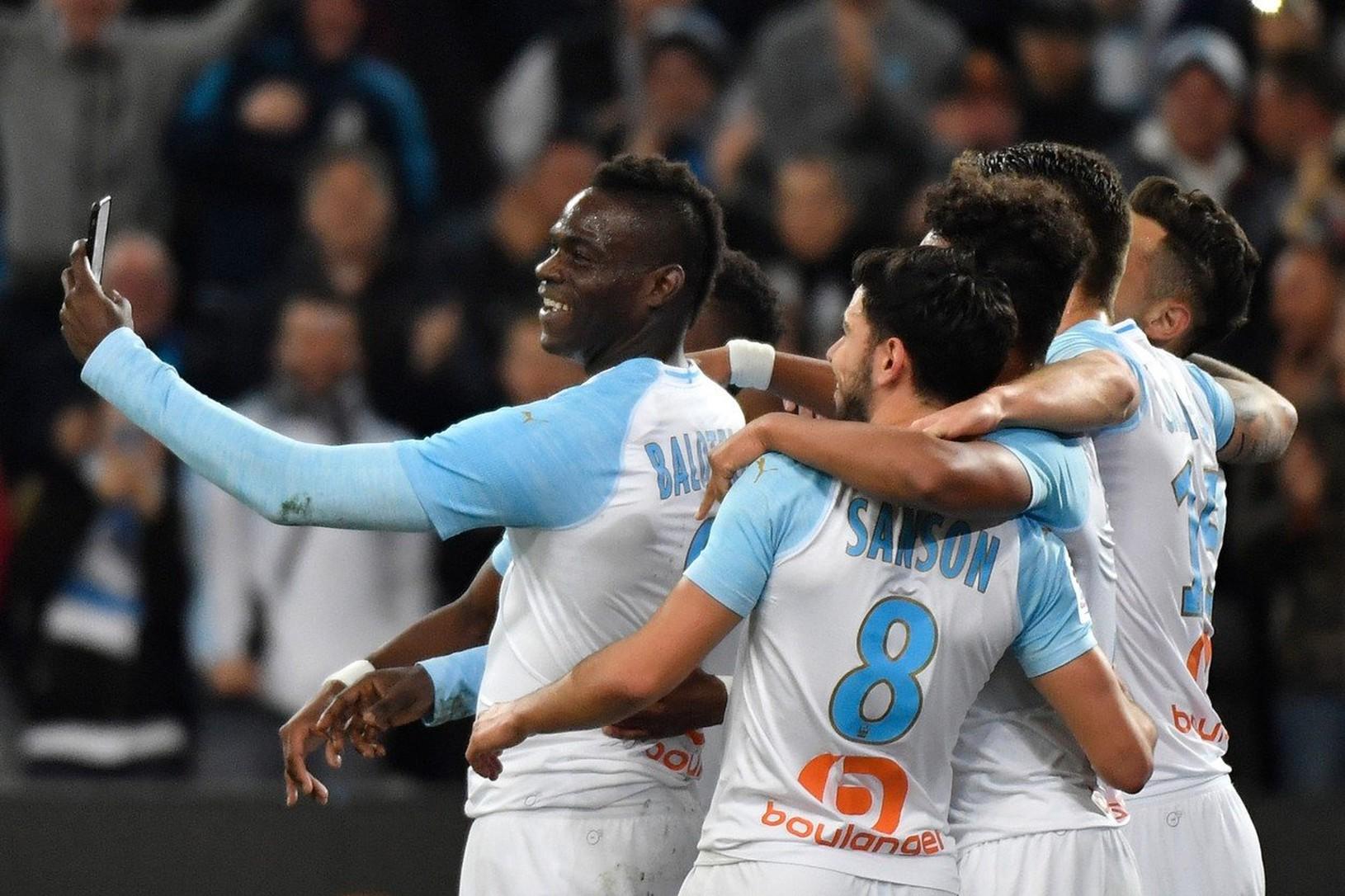 Mario Balotelli natočil oslavu