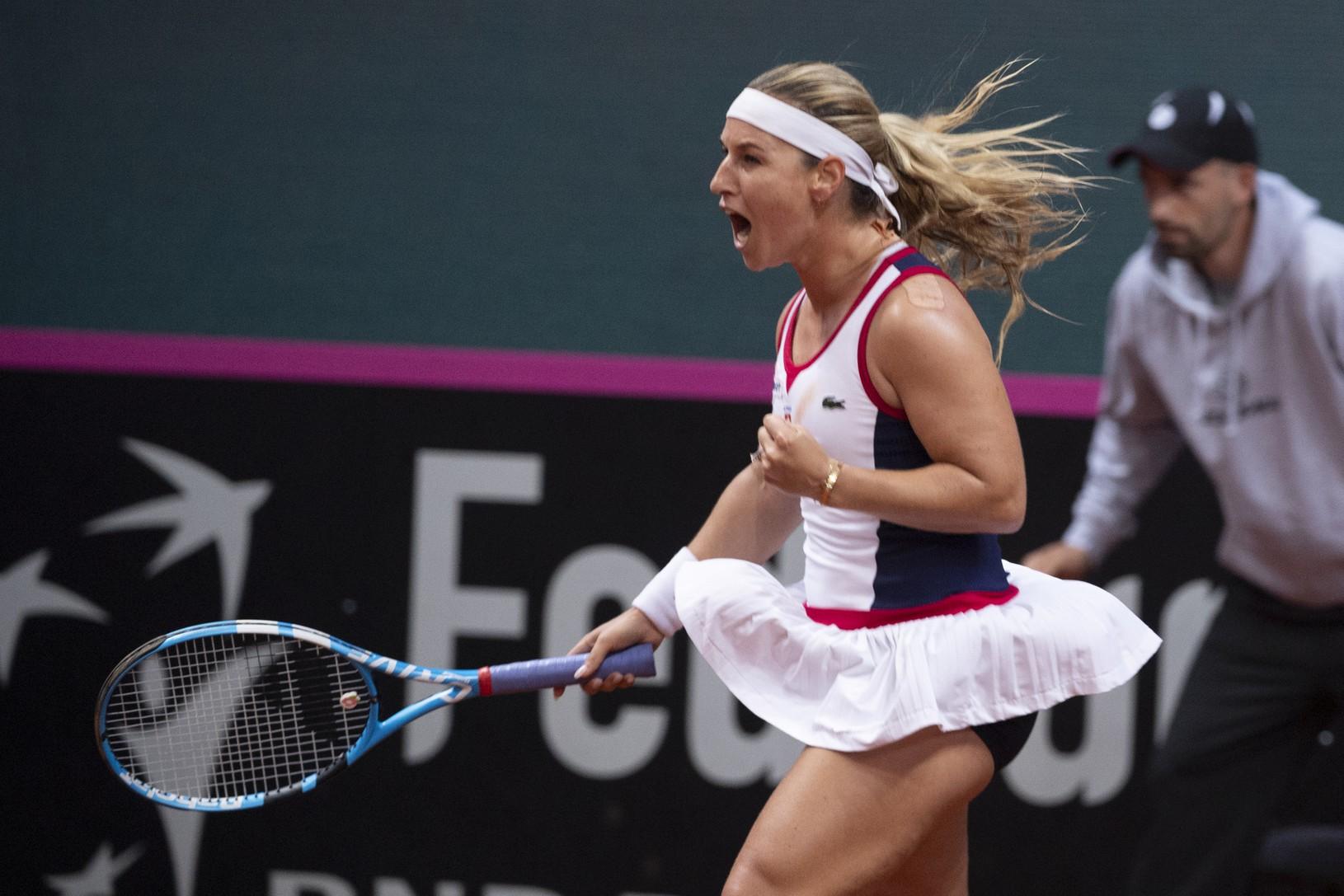Na snímke slovenská tenistka
