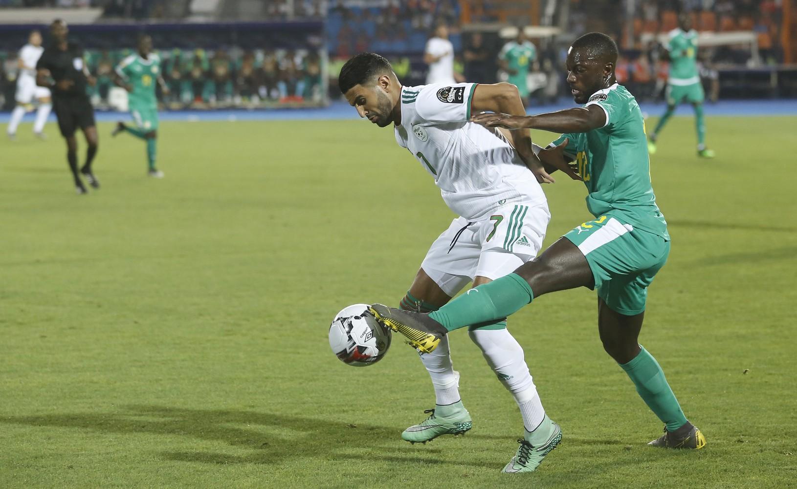 Riyad Mahrez a Youssouf