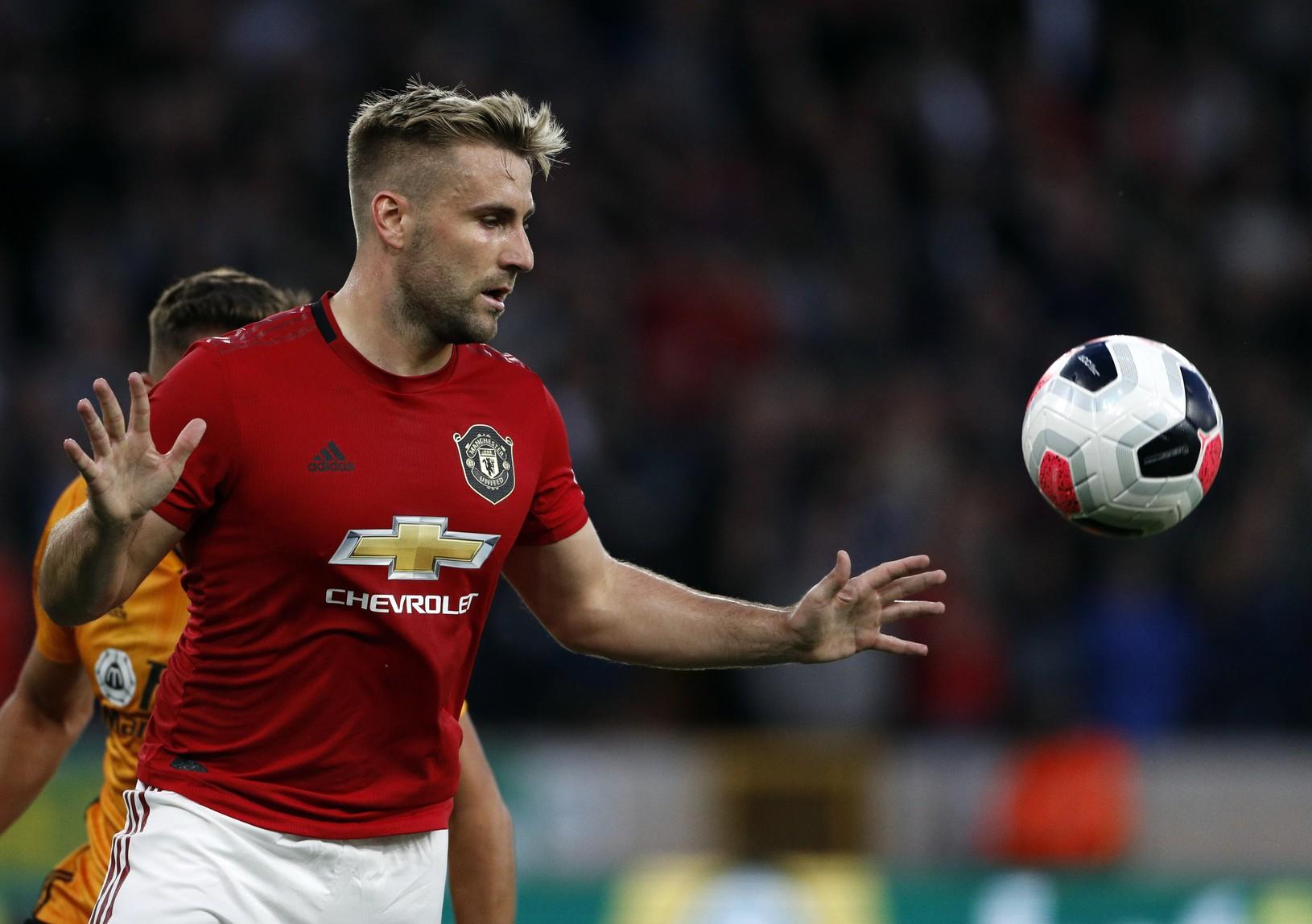 Futbalista Manchestru United Luke