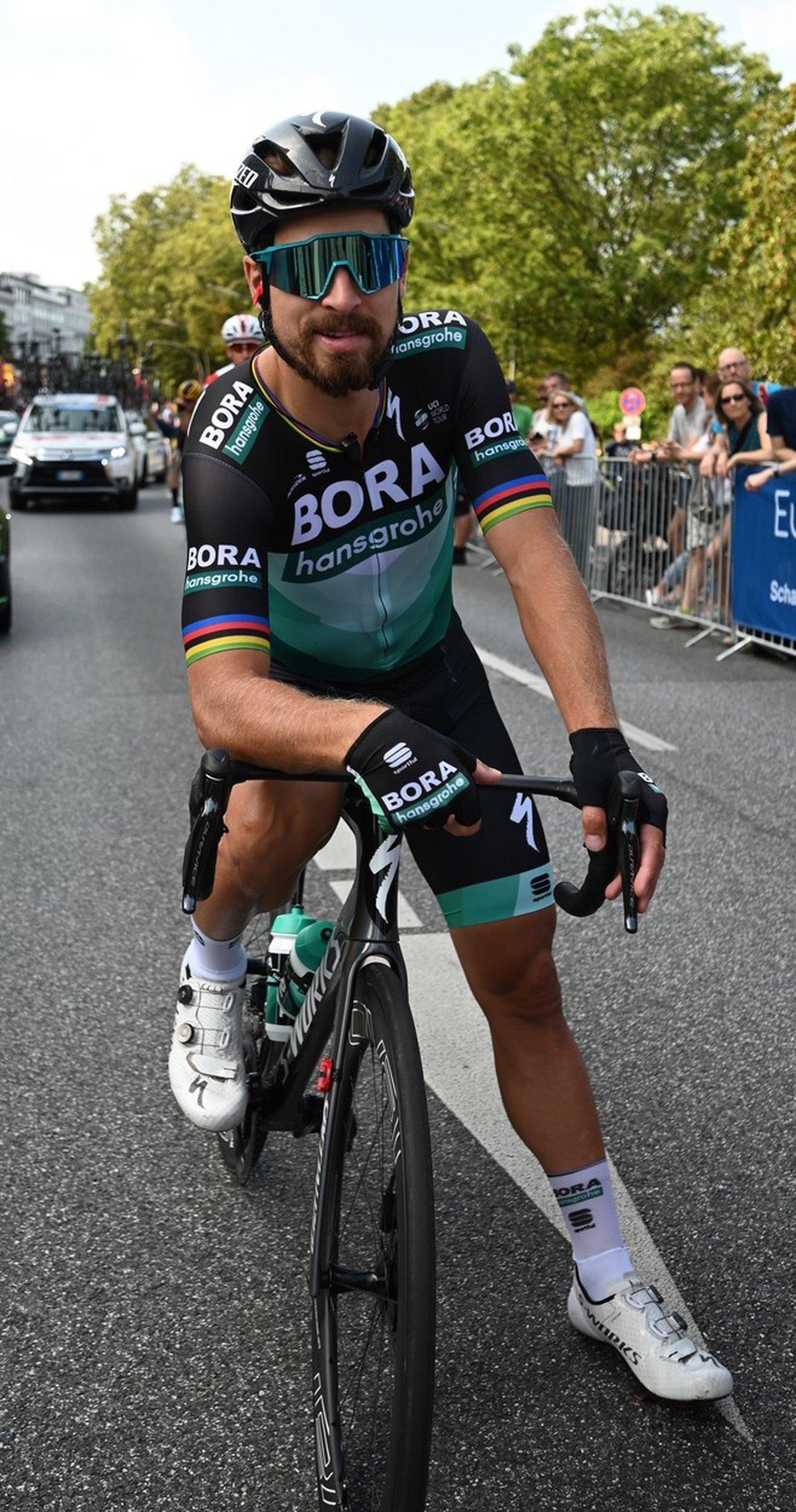 Peter Sagan na EuroEyes