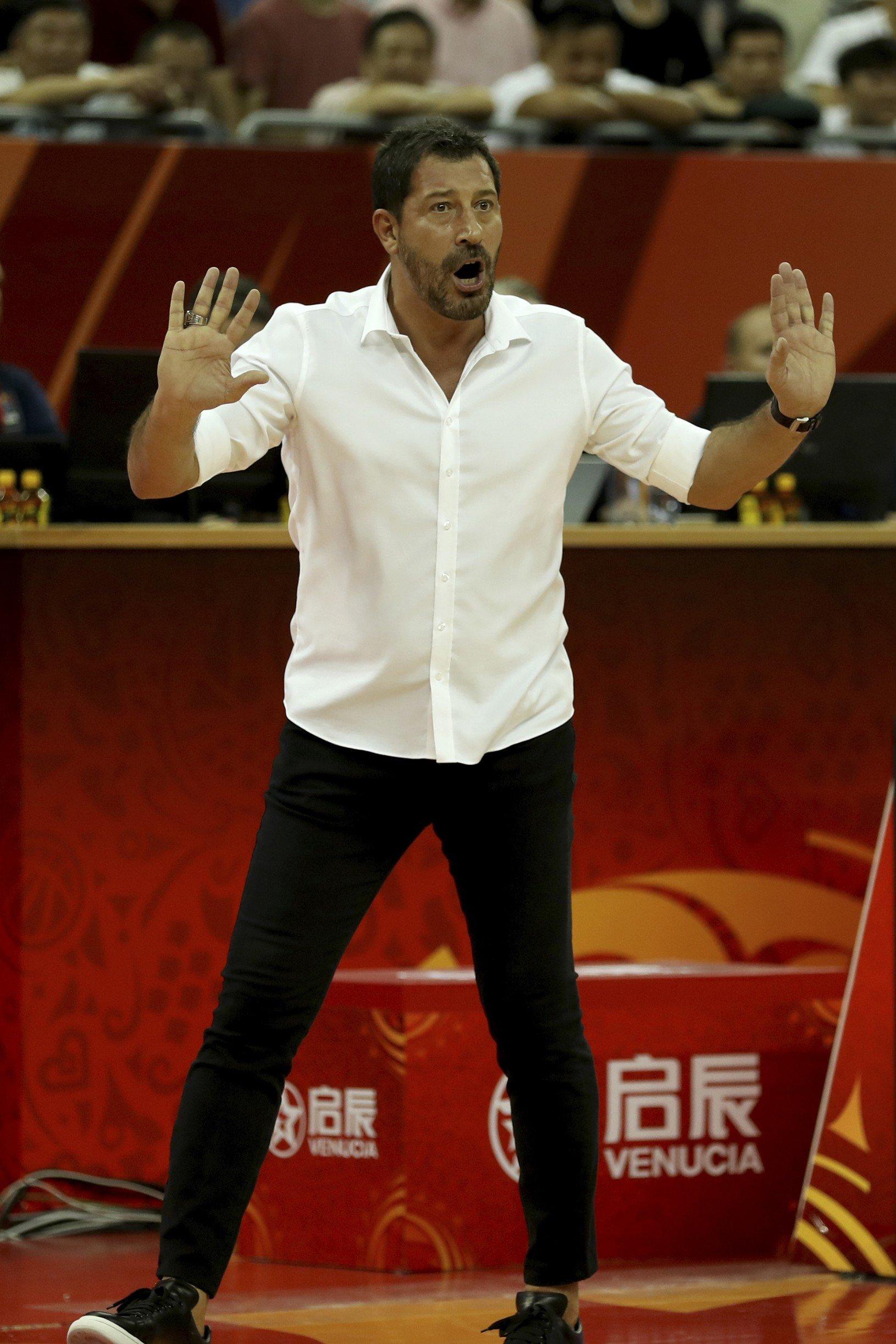 Turecký tréner Ufuk Sarica
