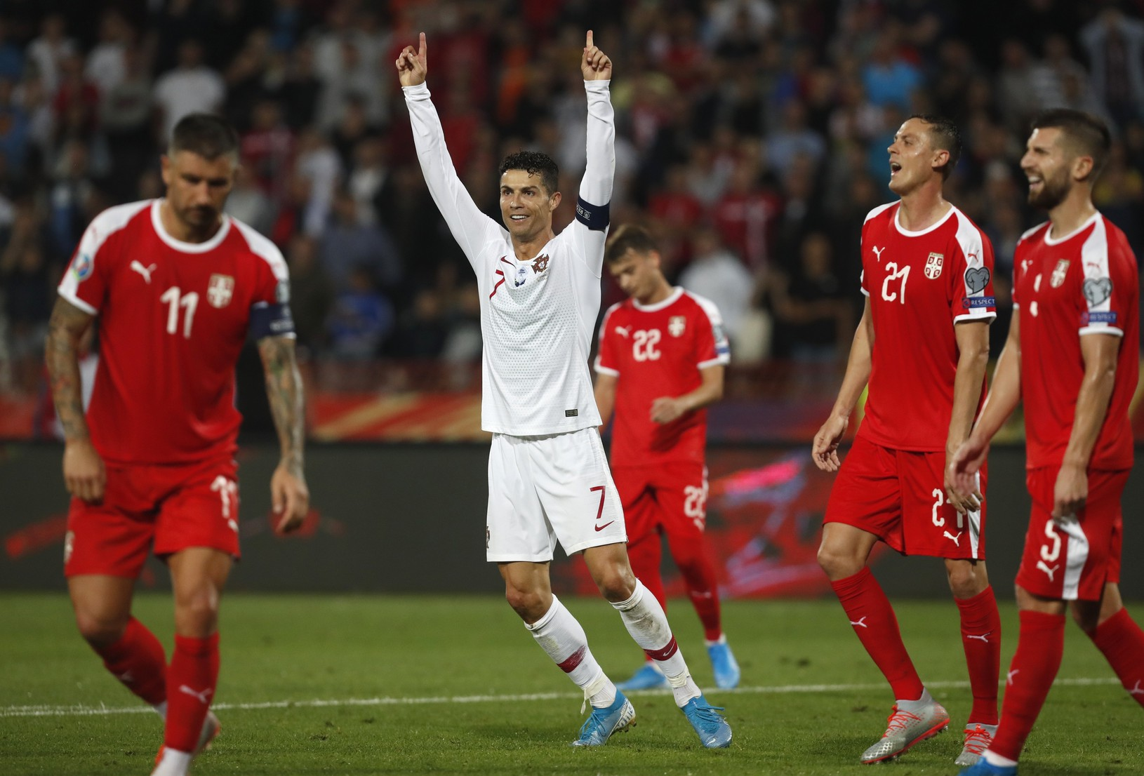 Cristiano Ronaldo opäť hrdinom