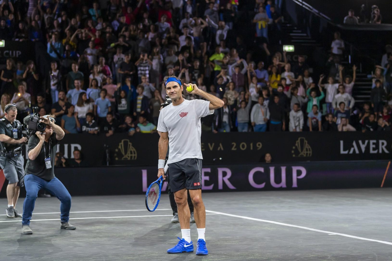 Roger Federer, azda najväčší