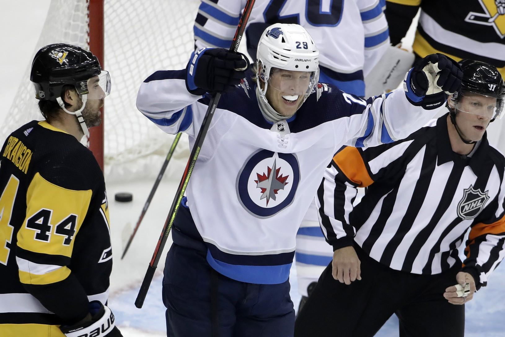 Winnipeg dokázal zvíťaziť na