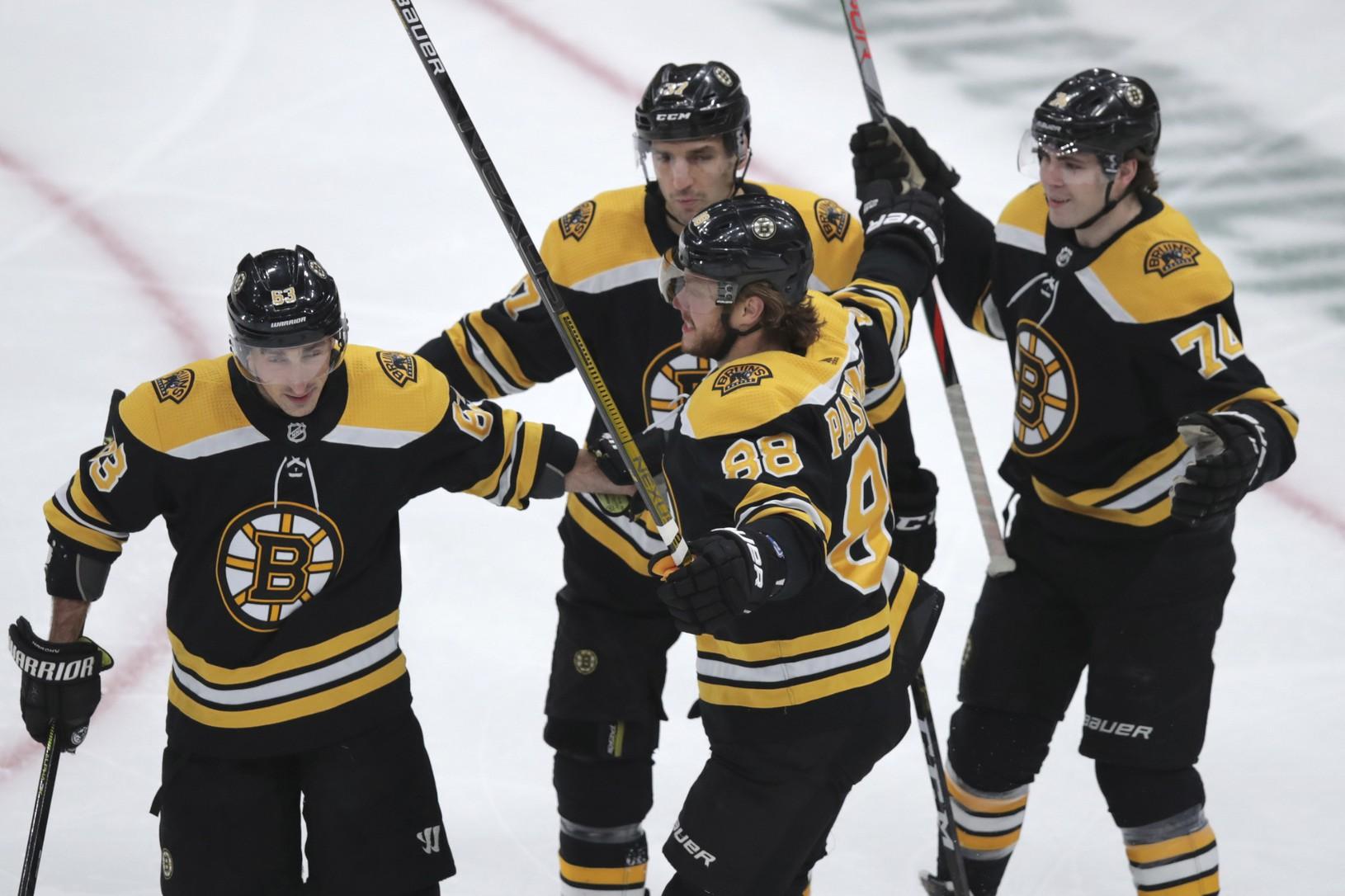 Radosť Bostonu po strelenom