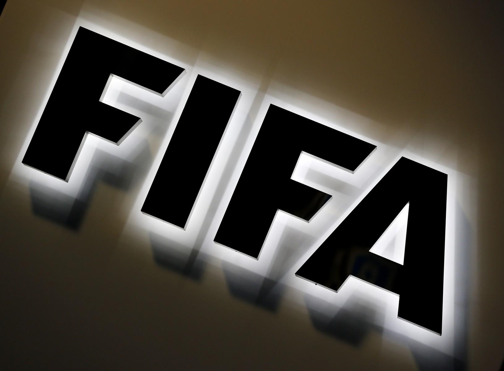 Logo Medzinárodnej futbalovej federácie