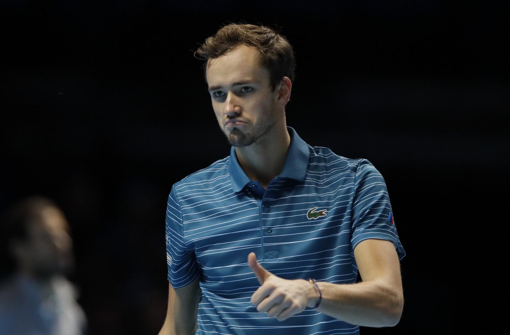 Daniil Medvedev