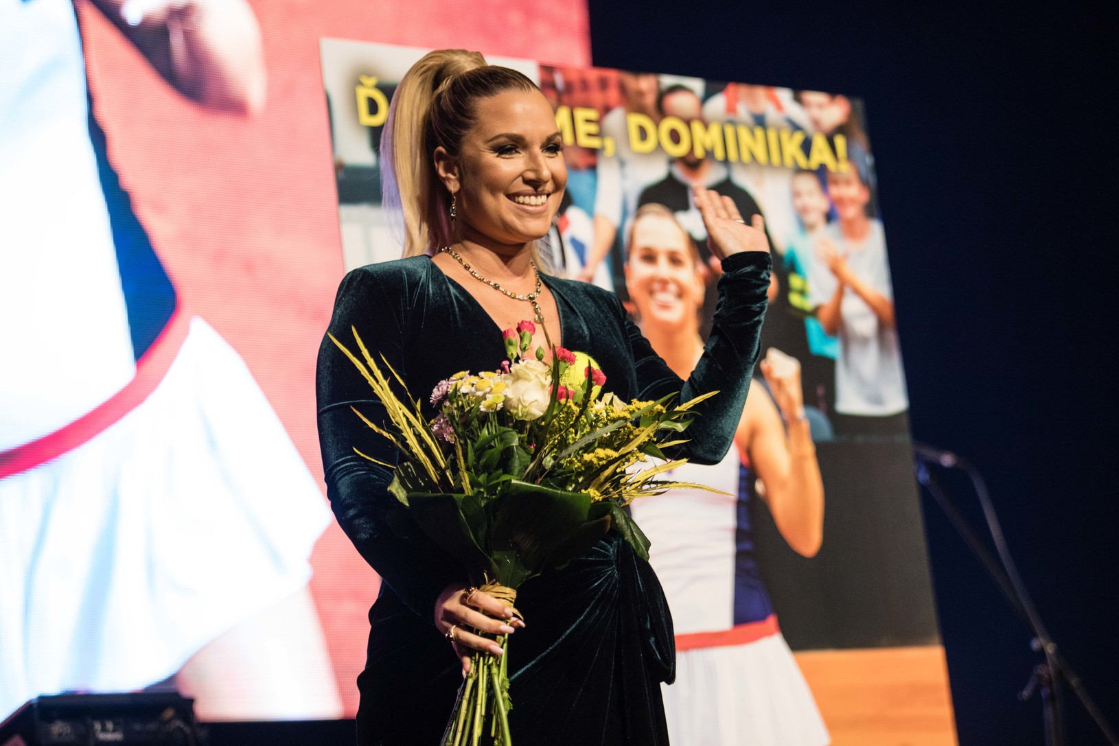 Bývalá tenistka Dominika Cibulková