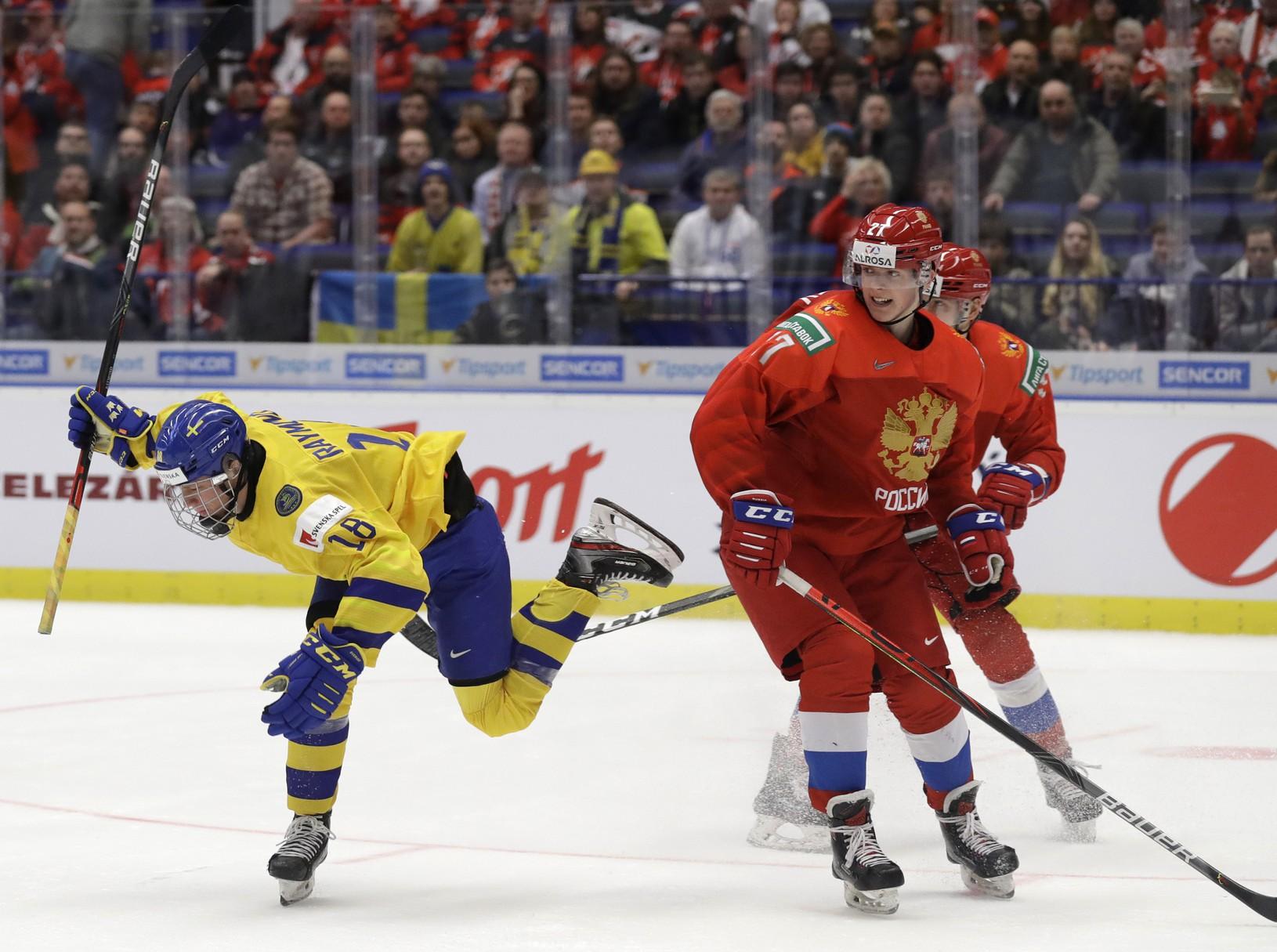 Pavel Dorofeyev a Lucas