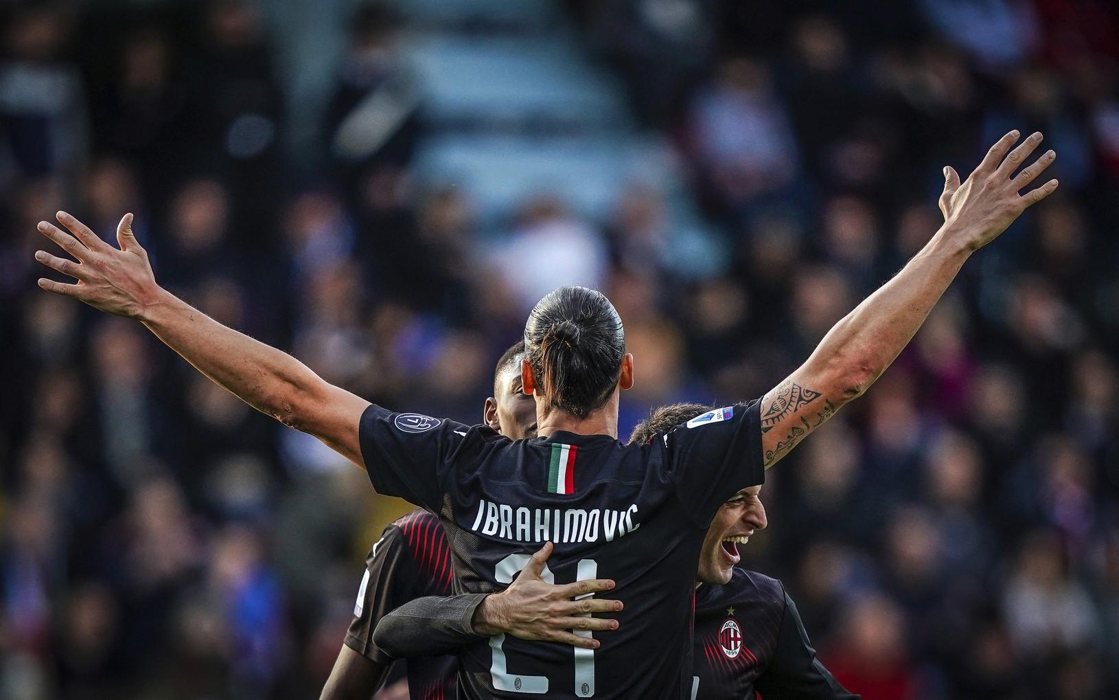 Gólový návrat Zlatana Ibrahimoviča