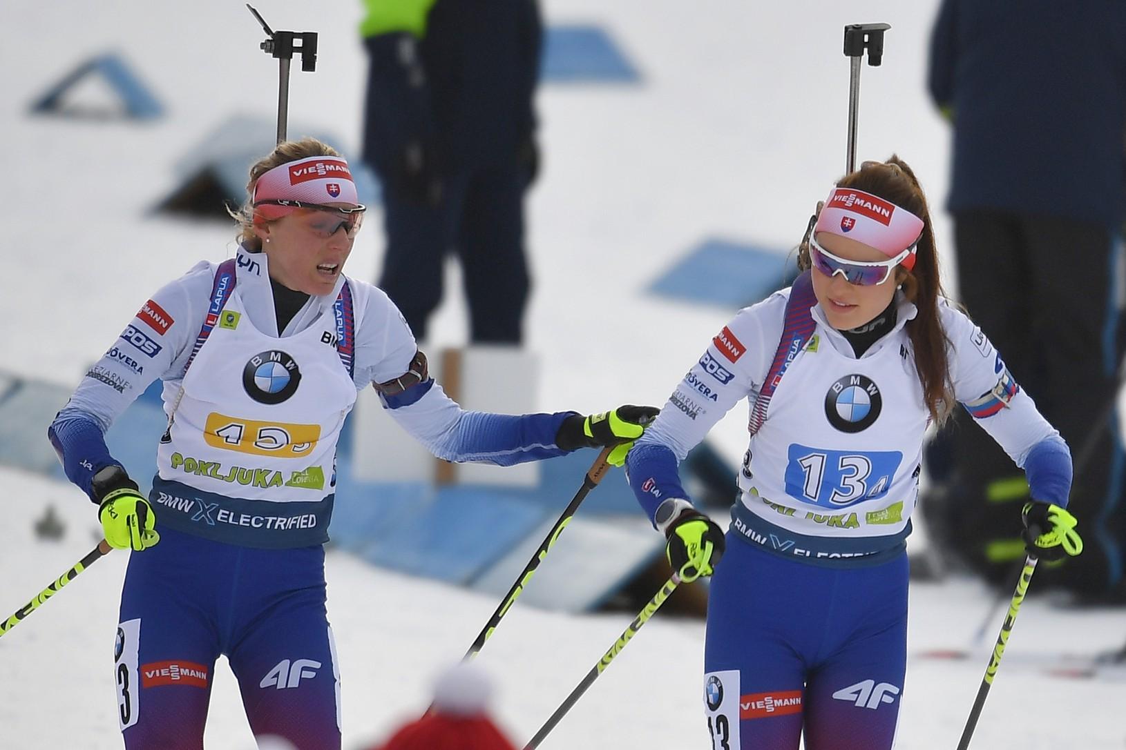 Terézia Poliaková a Veronika