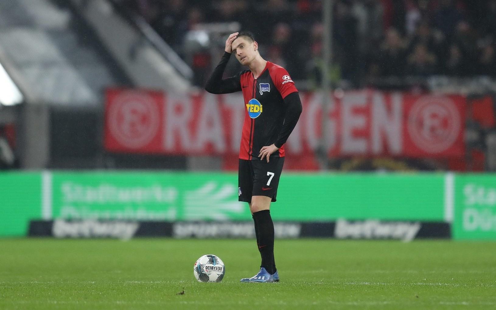Hertha dokázala z 0:3