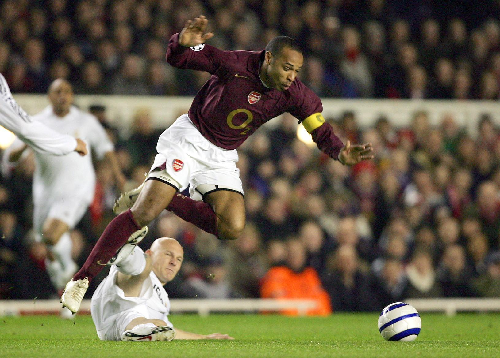 Thierry Henry v hviezdnych