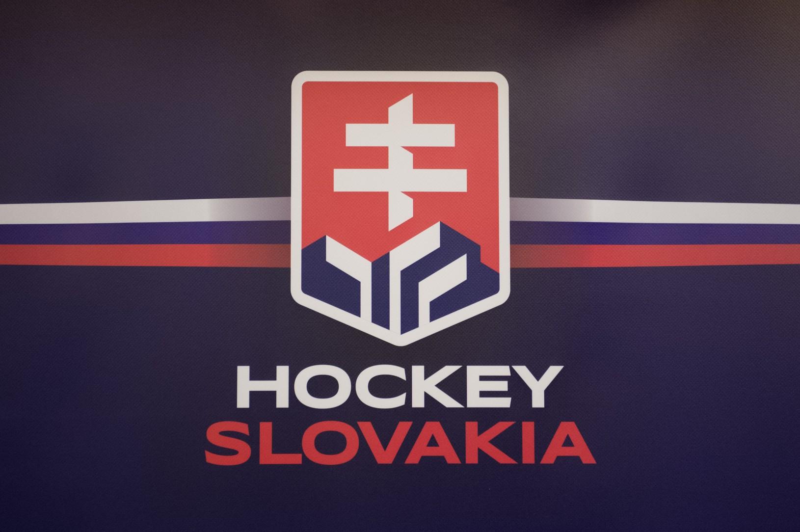 Logo Slovenského zväzu ľadového