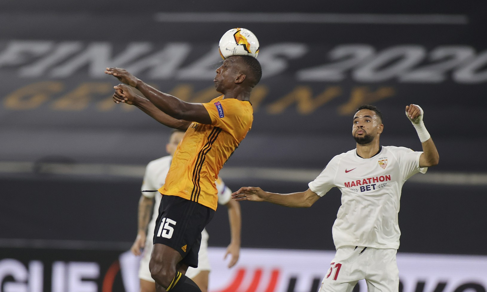Willy Boly a Youssef