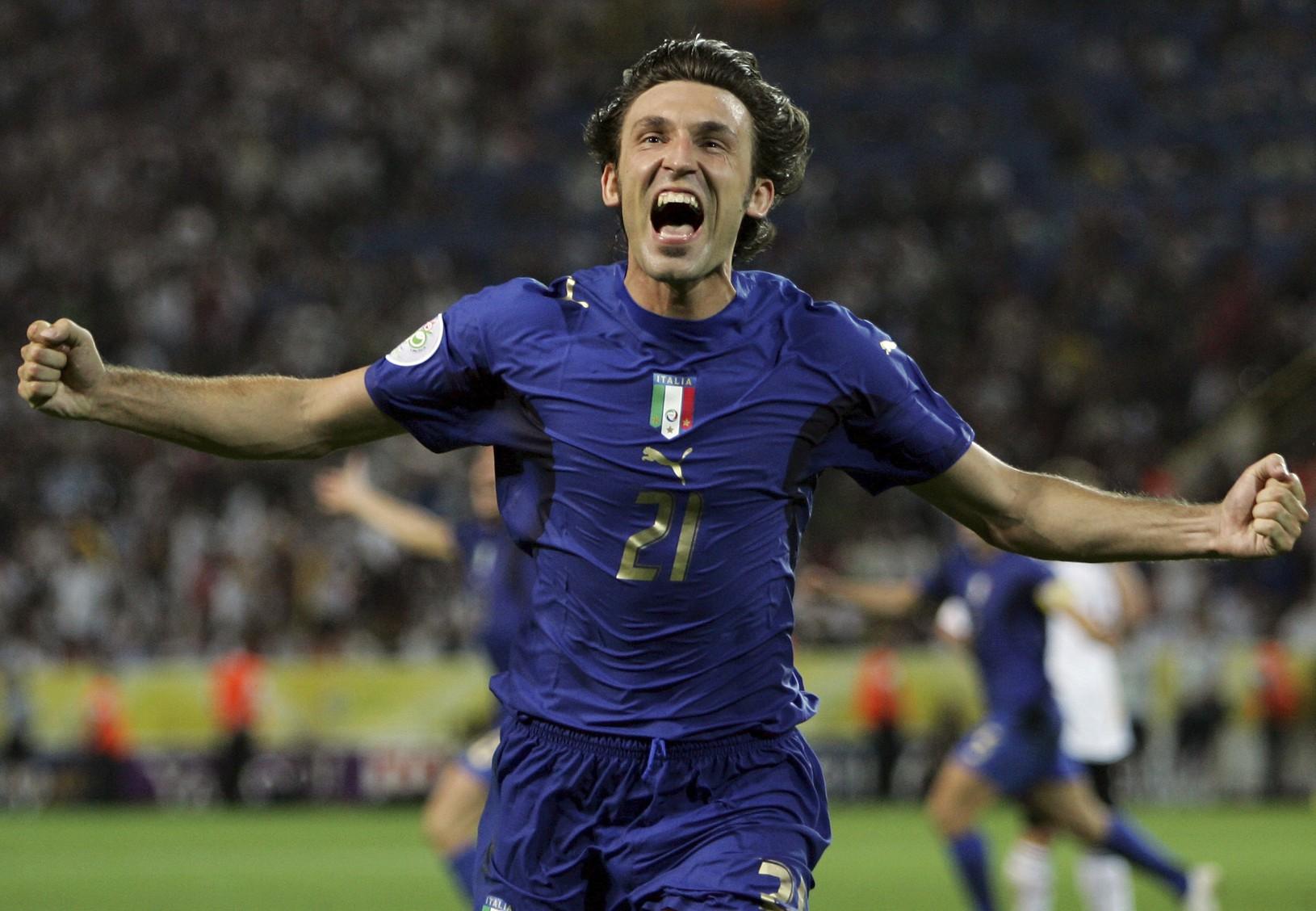 Tréner Juventusu Turín Andrea