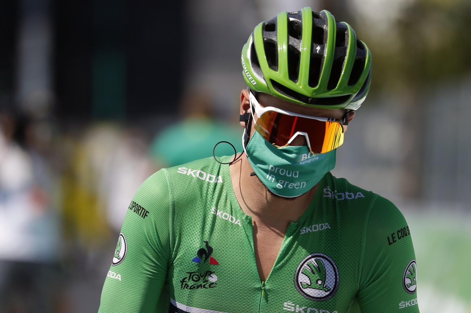 Slovensk� cyklista Peter Sagan