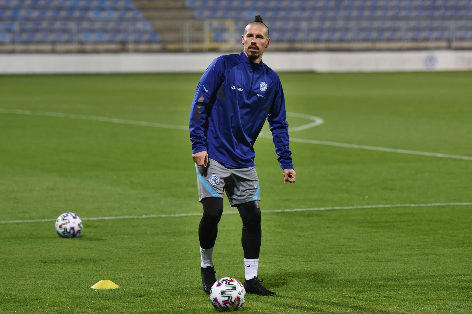 Kapitán slovenskej futbalovej reprezentácie