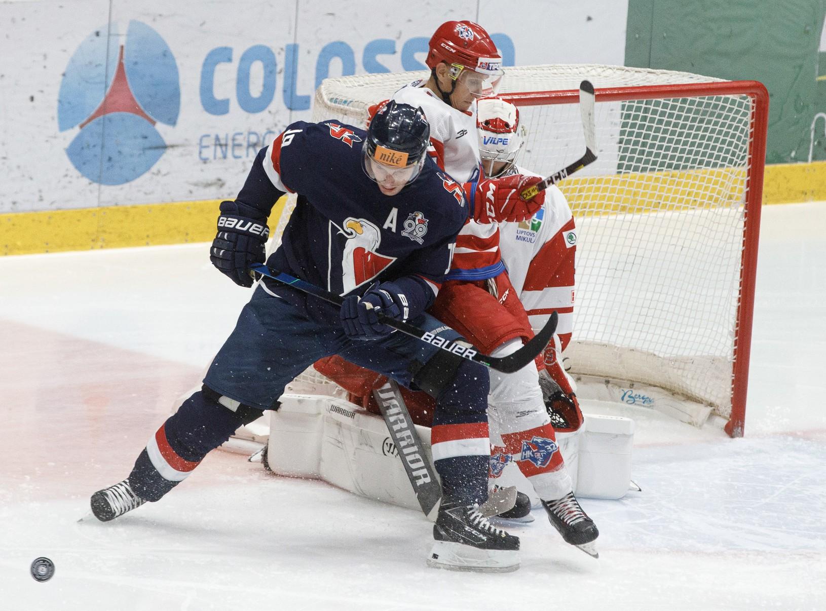 Milan Kitnár z HC