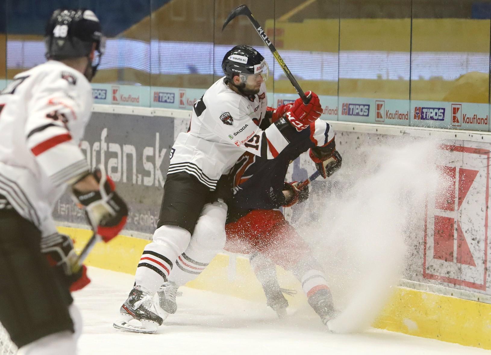 Momentka zo zápasu HC'05