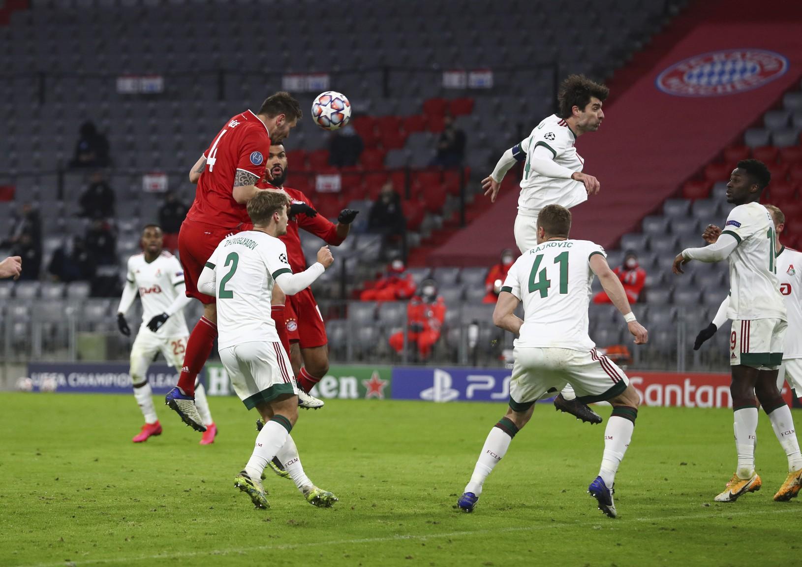 Niklas Suele dáva gól