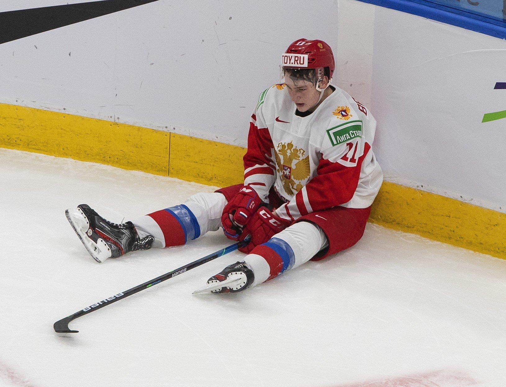 Zakhar Bardakov po prehre
