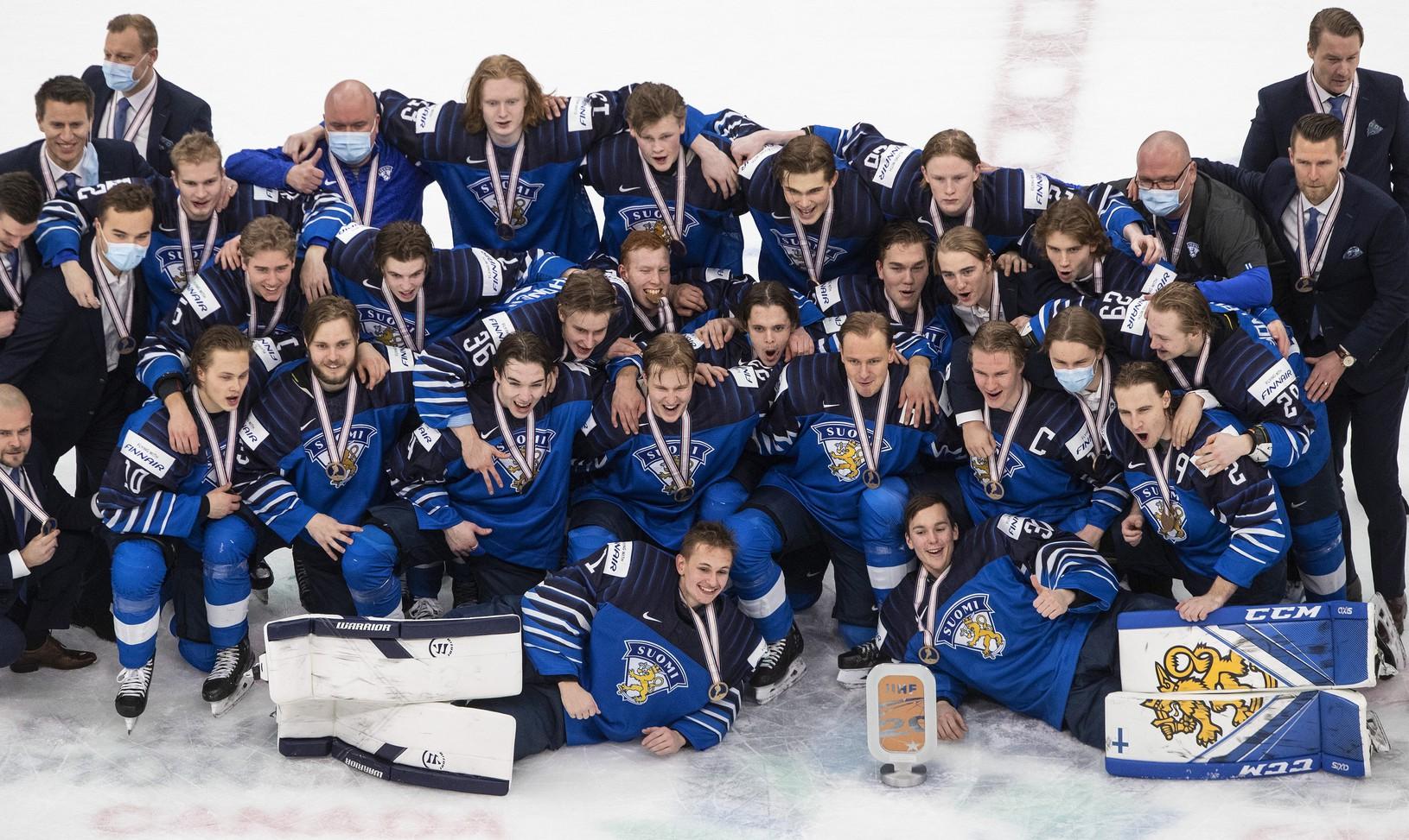 Fíni získali bronz