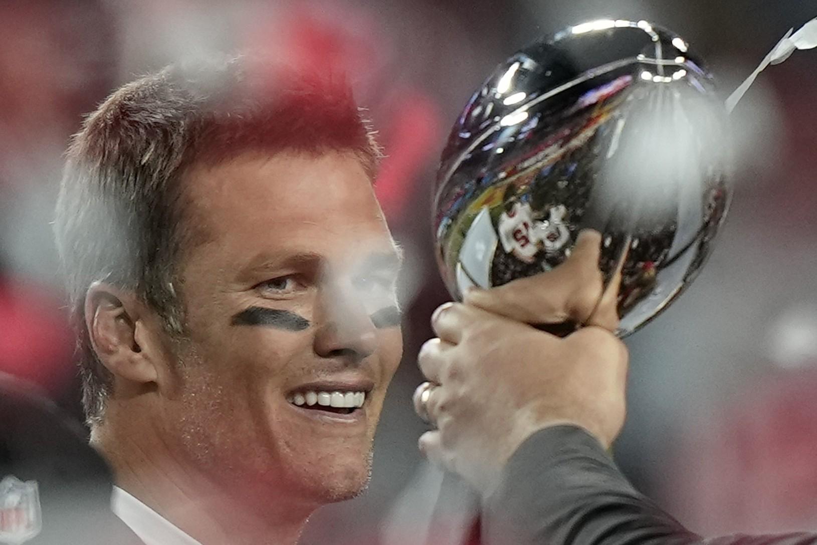 Quarterback Buccaneers Tom Brady