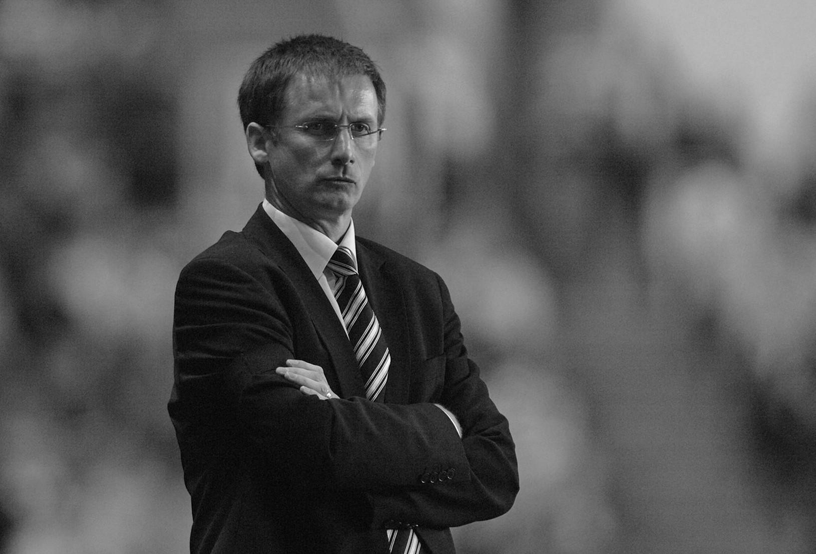 Zomrel bývalý anglický tréner