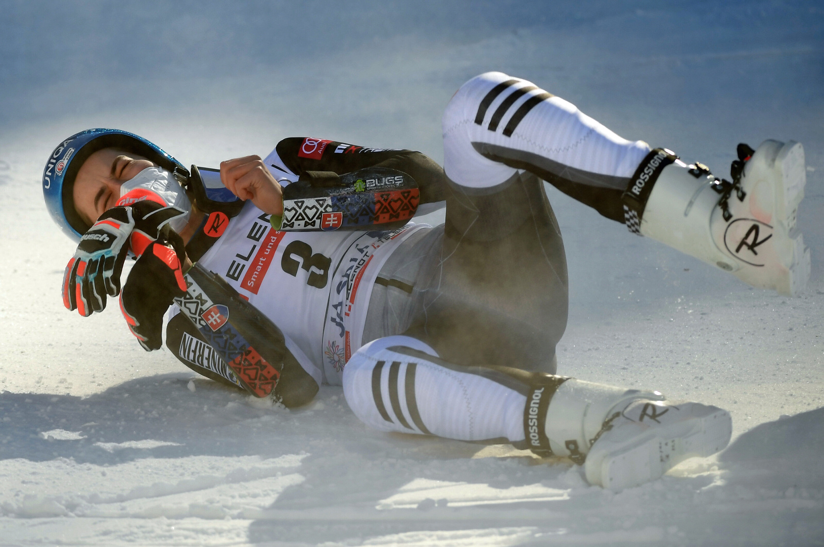 Slovenská lyžiarka Petra Vlhová