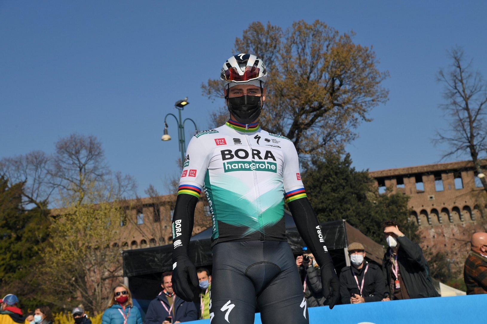 Peter Sagan na Miláno
