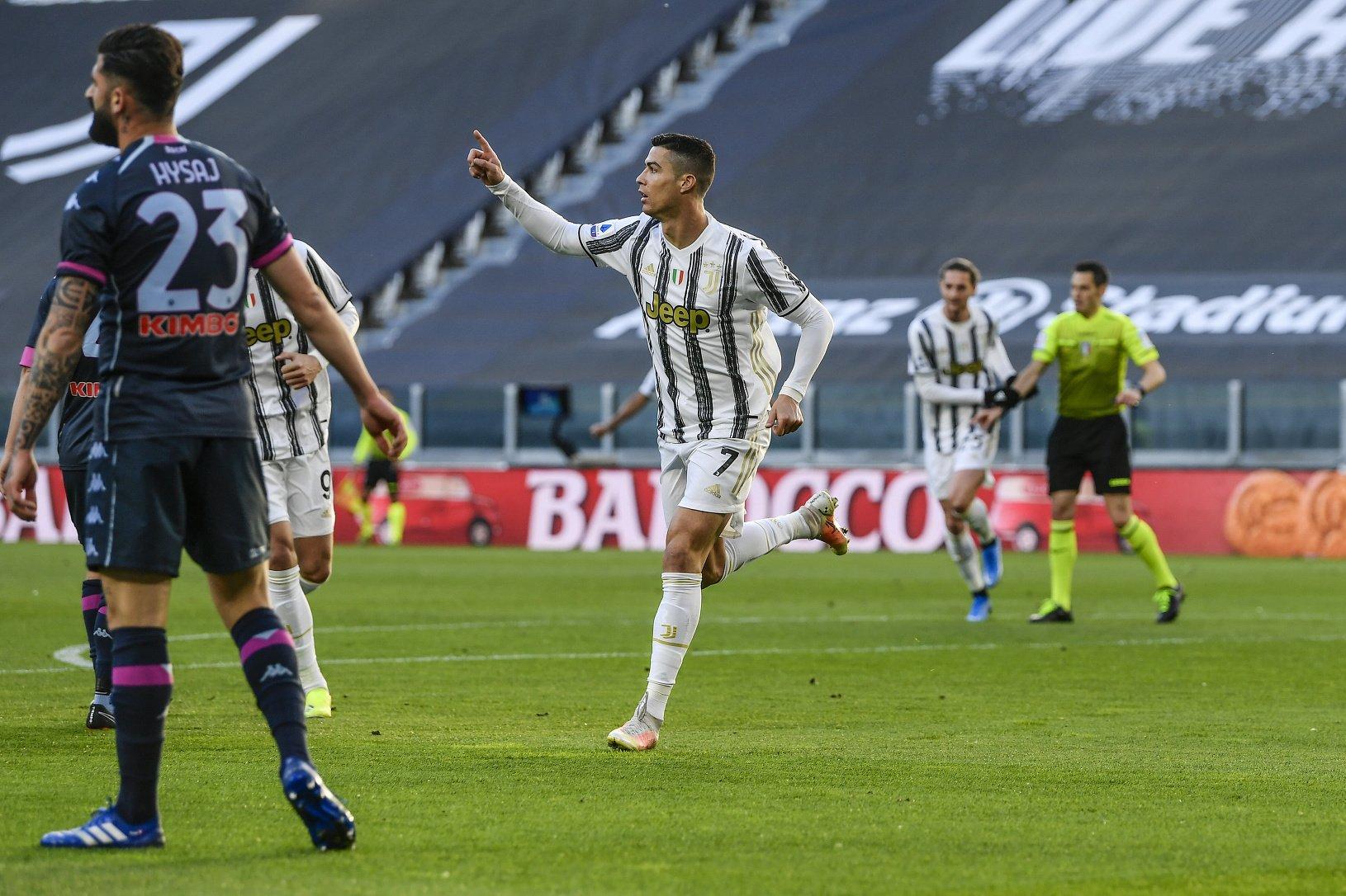 Cristiano Ronaldo a jeho