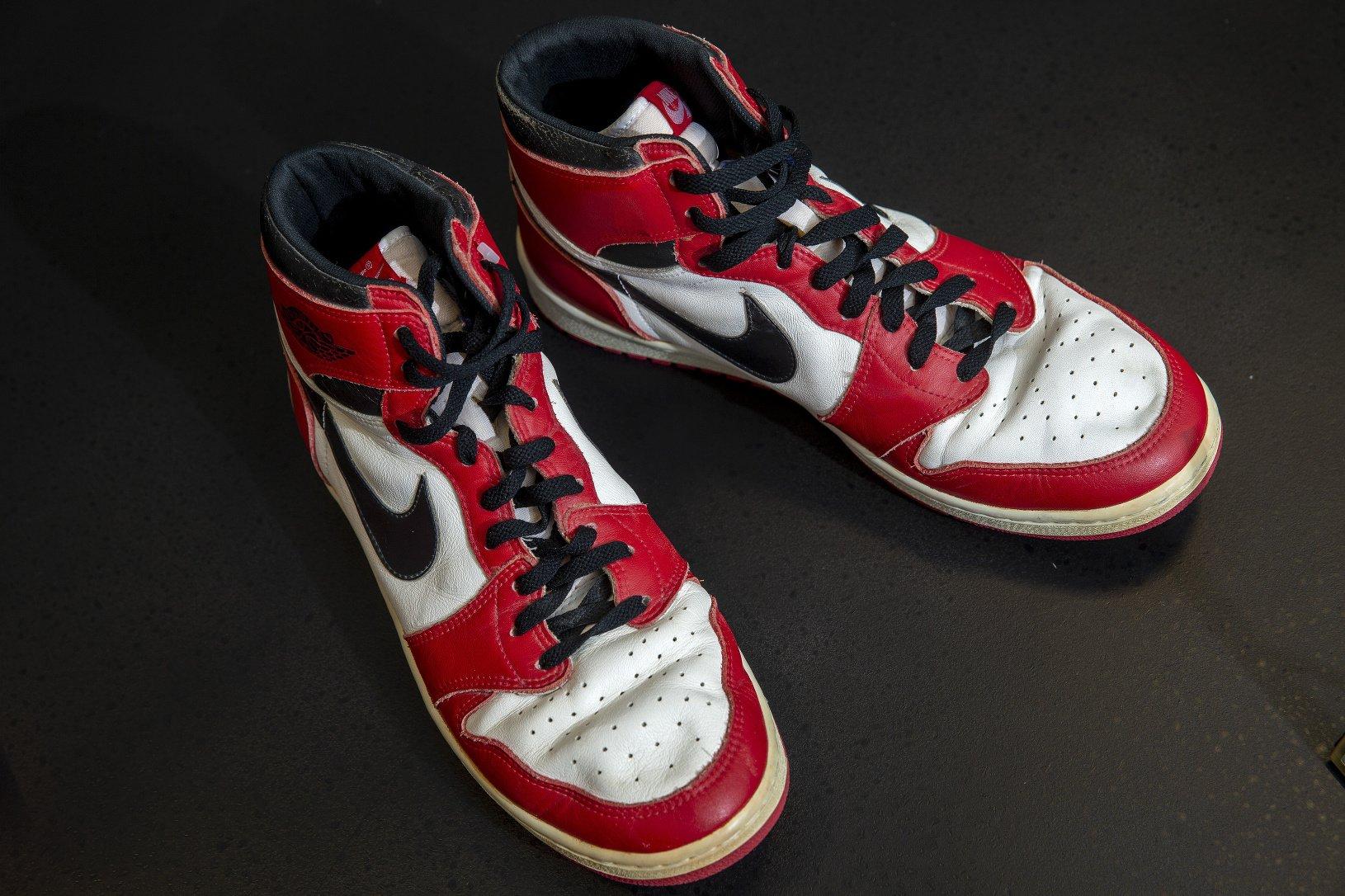Legendárne tenisky Air Jordan