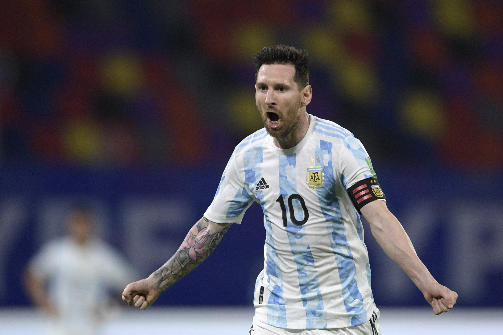 Lionel Messi v reprezentačnom