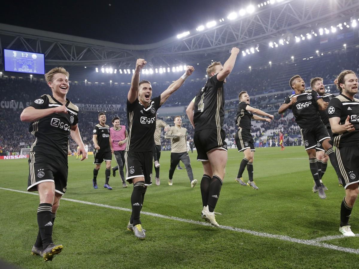 6be23c214a Ajax prepísal dejepis Ligy majstrov  Kto by to bol pred zápasom s ...