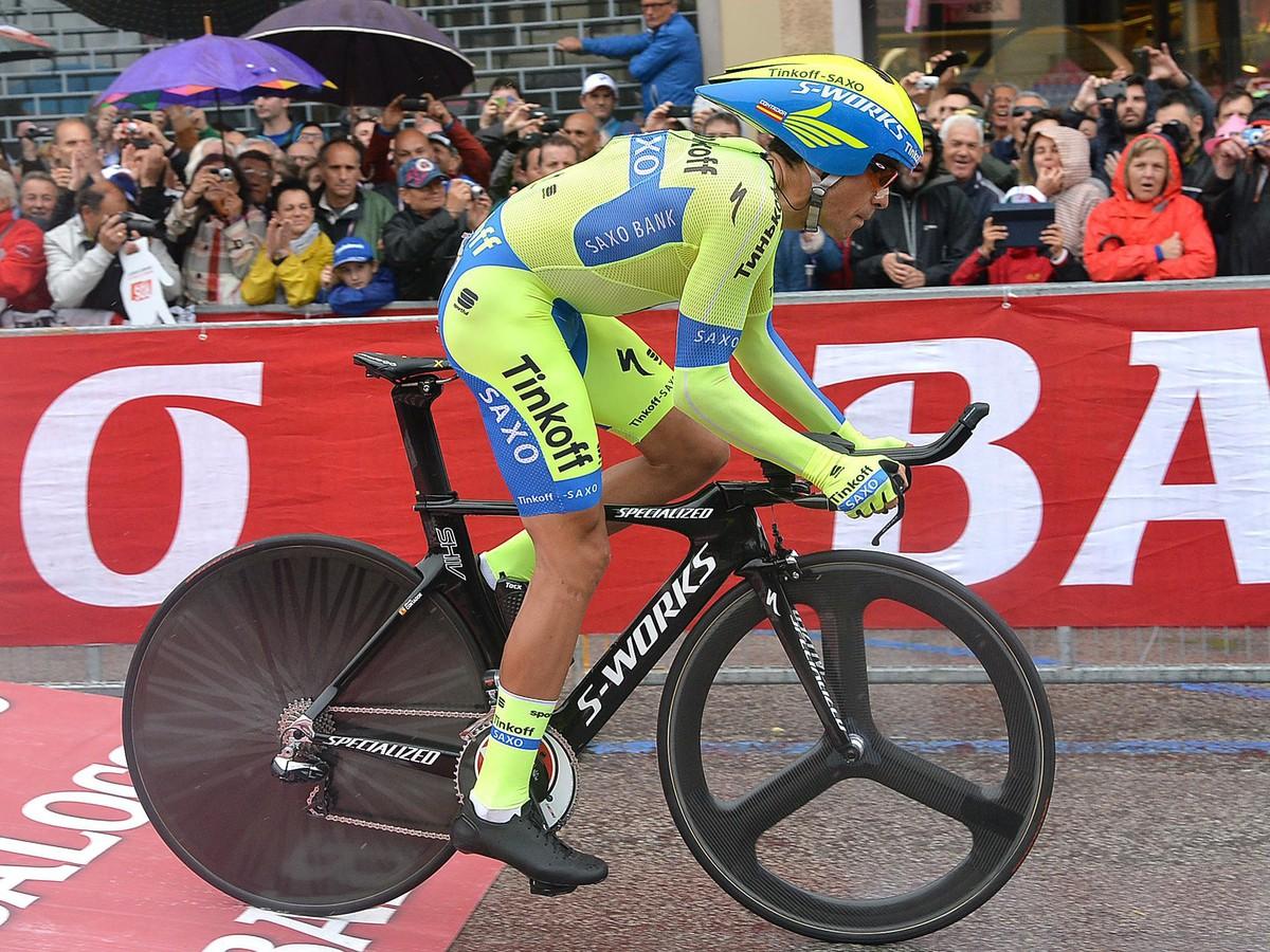 Teraz bez talianskej polície: Únia hľadala na bicykli Contadora motorček