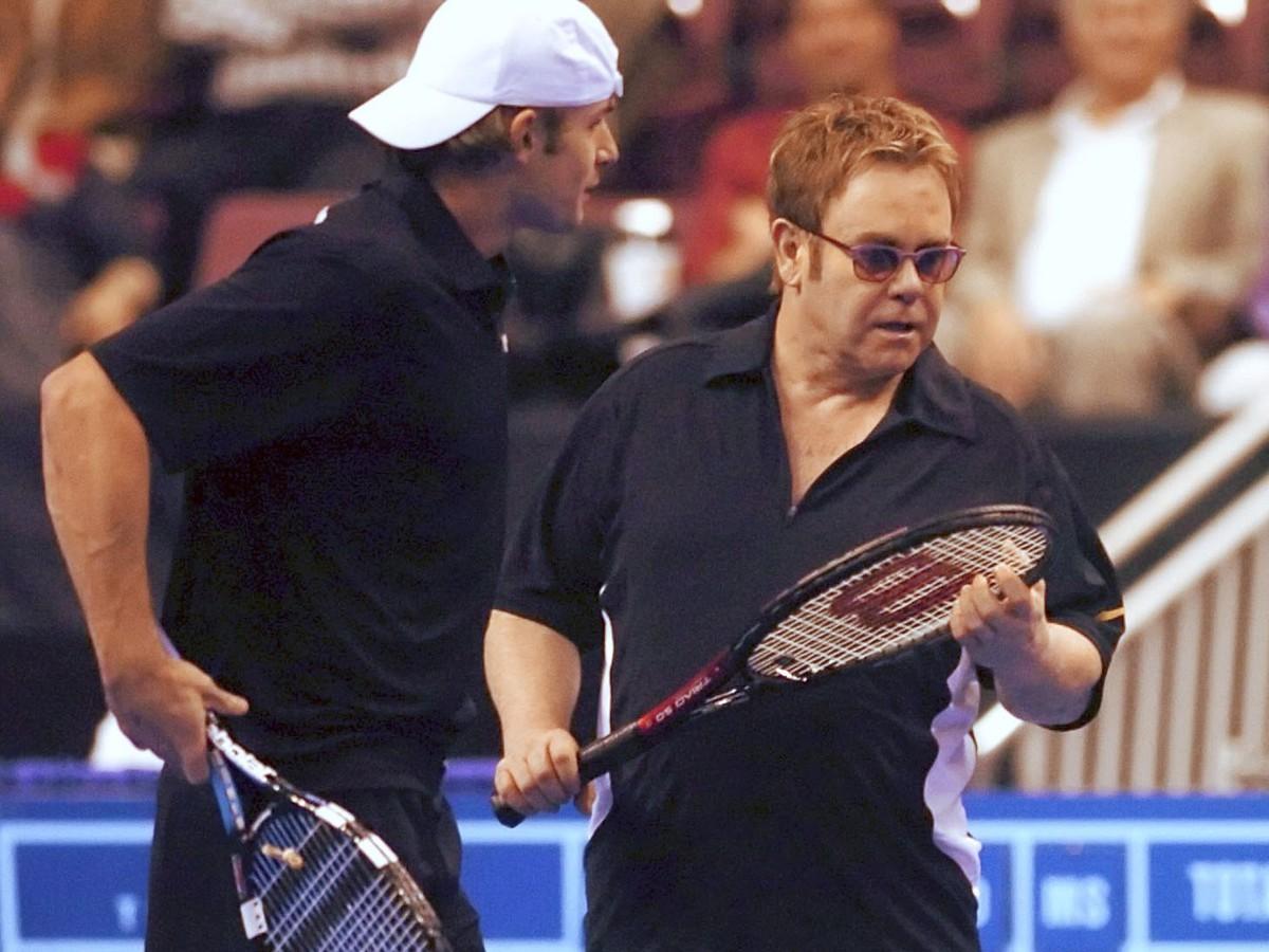 Trenér Corey Wayne je jako tenis