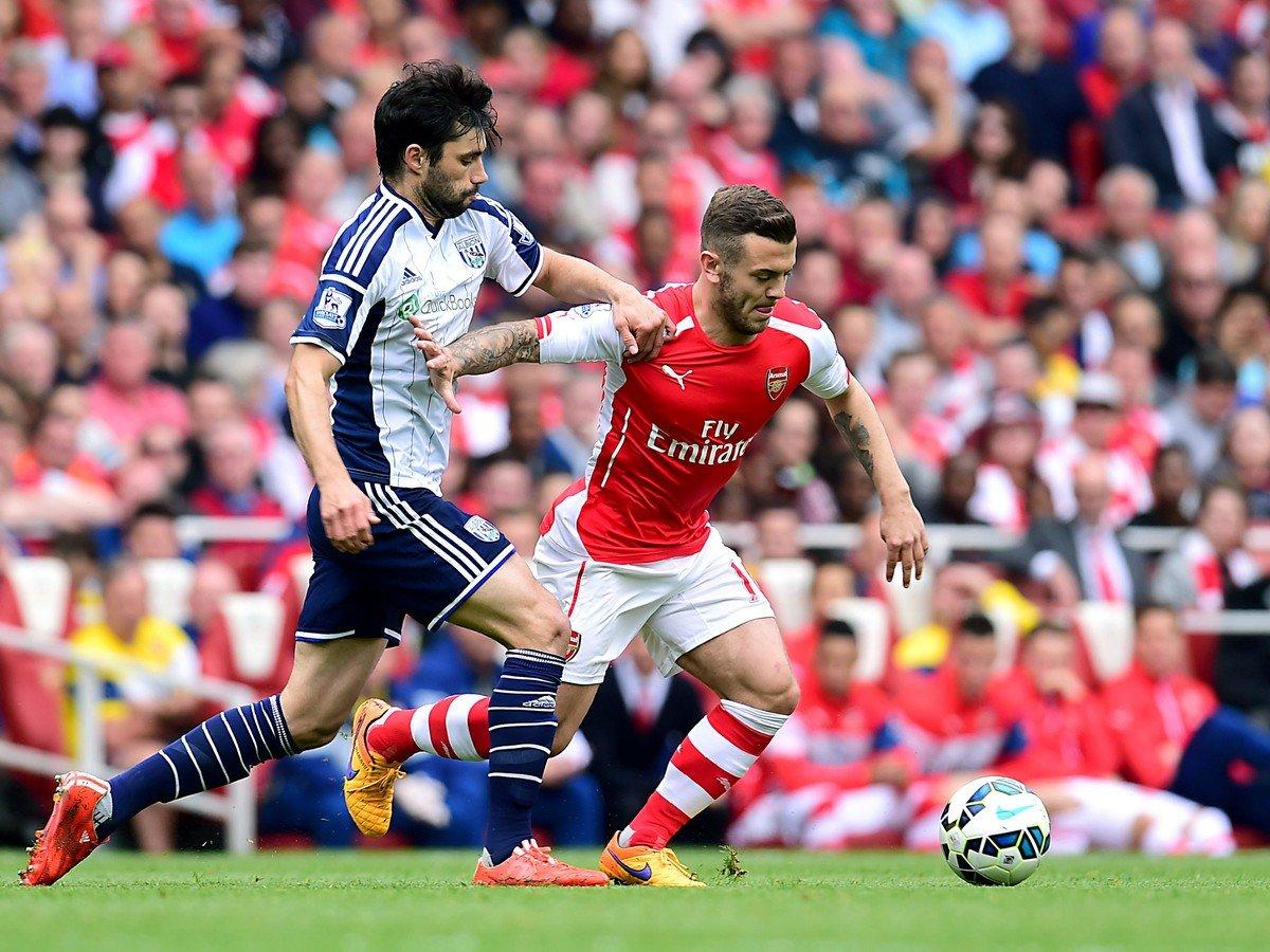 VIDEO Famózna lahôdka z Anglicka: Wilshere strelil možno najkrajší gól sezóny!
