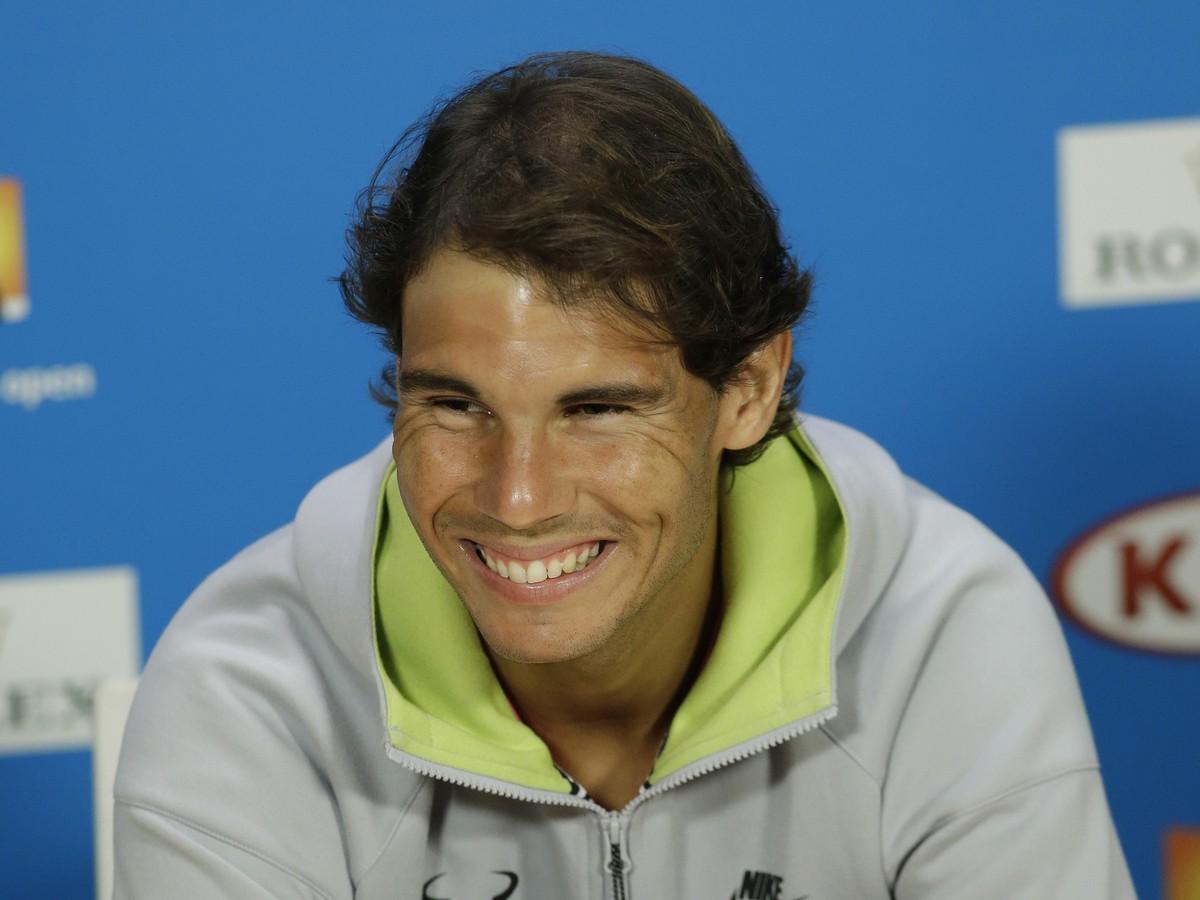 VIDEO Podávač loptičiek zavtipkoval na účet hviezdneho Nadala, ten to zobral s úsmevom