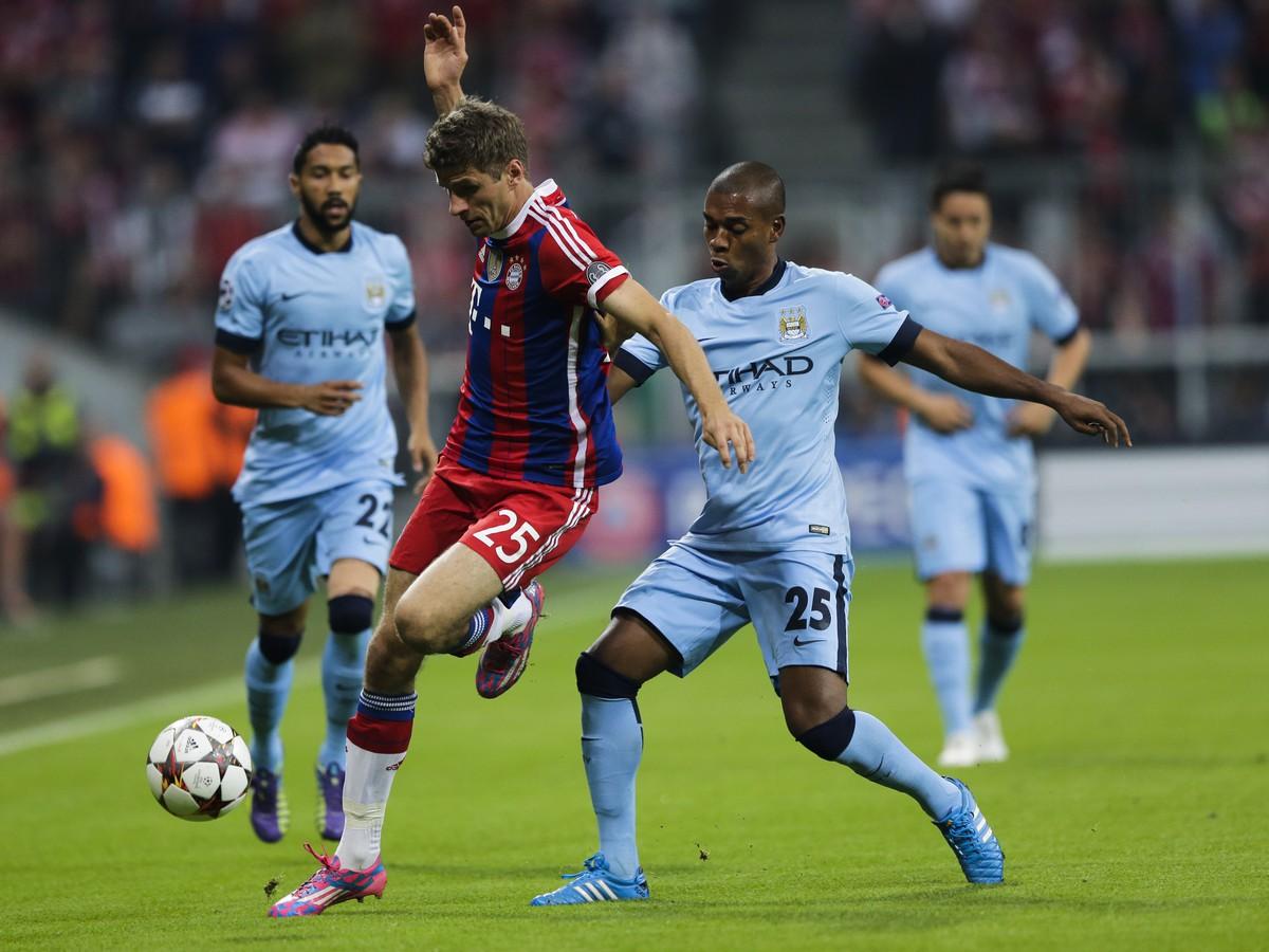 VIDEO Bayern v posledných sekundách rozhodol šláger so Citizens, AS Rím deklasoval CSKA