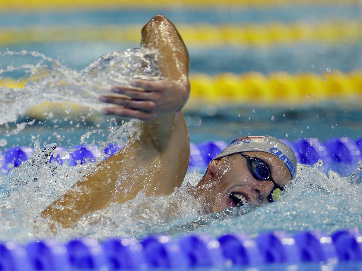 Talent, aký české plávanie ešte nemalo: Netrénujúci 19-ročný mladík na ME rekordmanom