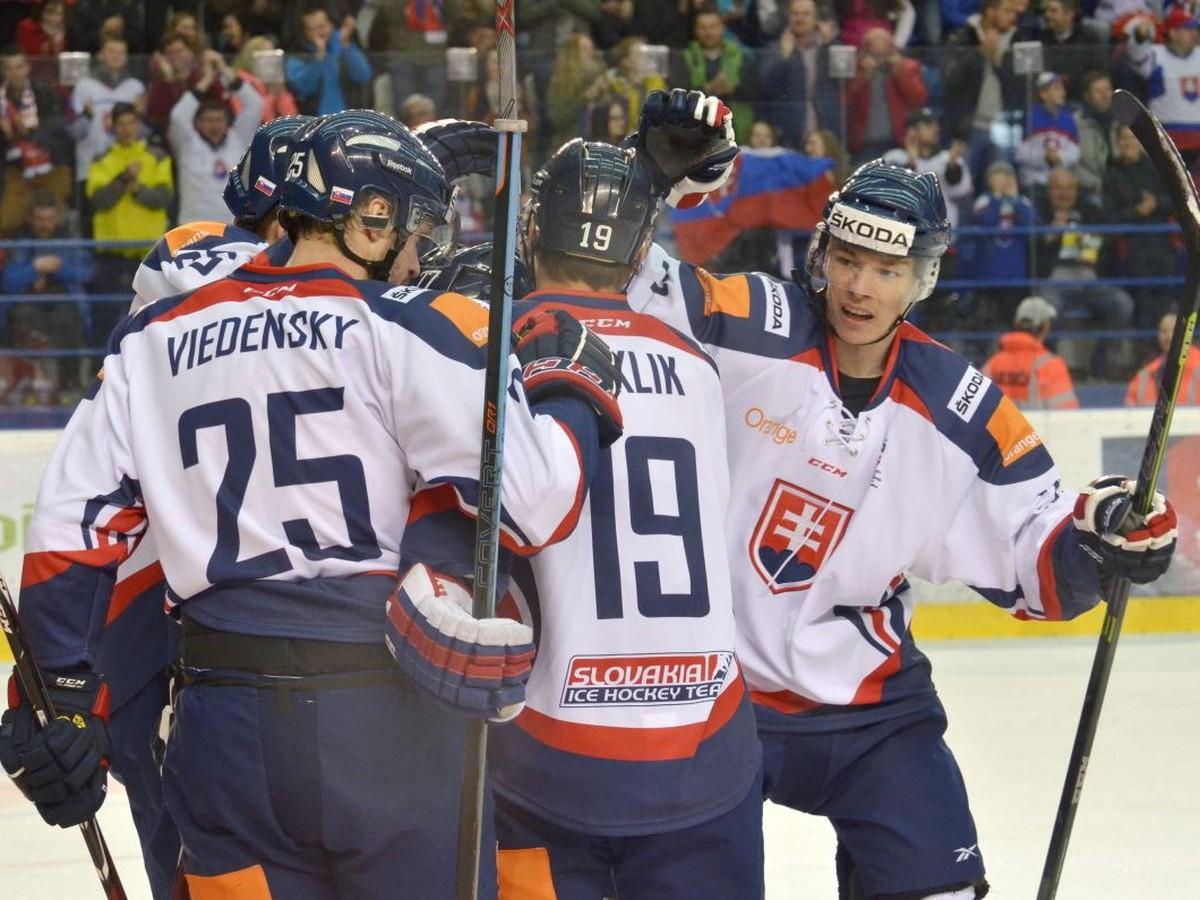 Koniec negatívnej série: Slováci sa Bielorusom pomstili gólovým uragánom v prvej tretine!