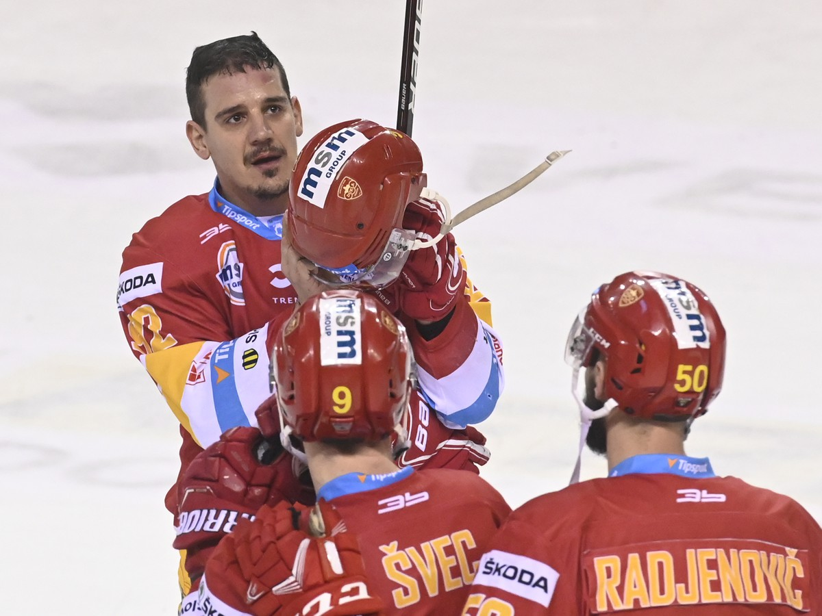 e37e23a238fc6 Radivojevič definitívne ukončil bohatú hokejovú kariéru: Toto jediné ...