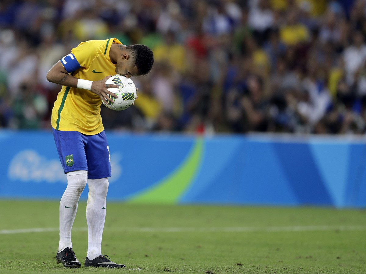 ceb68b242b73e VIDEO Aj futbalový virtuóz Neymar vie byť nervózny: Tohto okamihu sa ...