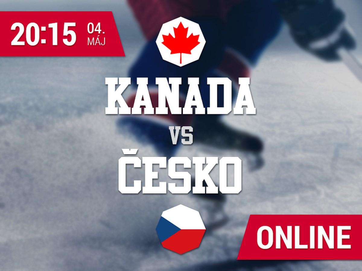 Kanada - Česko: ONLINE z MS v hokeji