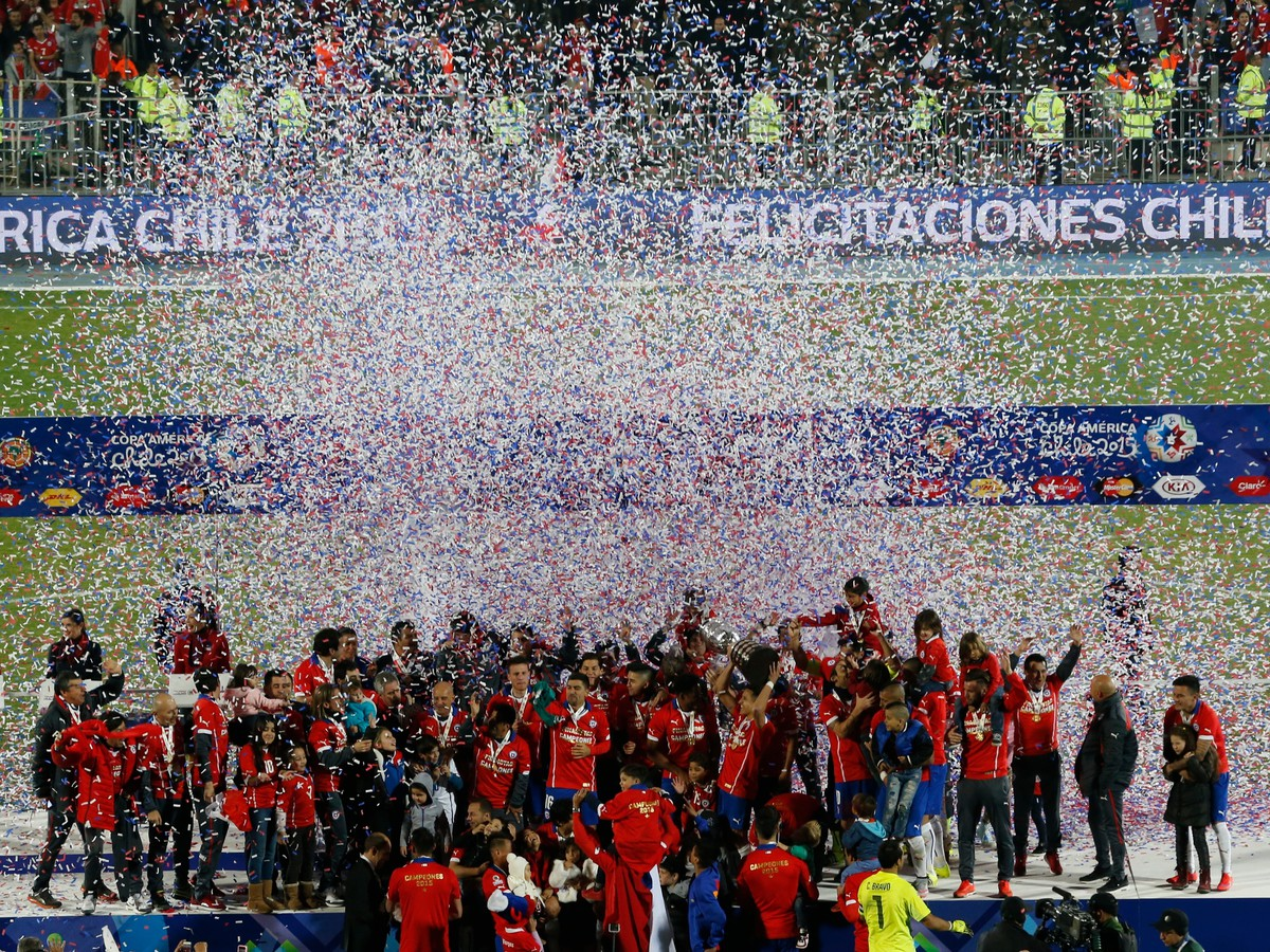 Famózne finále Copa America: Čile zdolalo Argentínu, prvýkrát si odnieslo titul