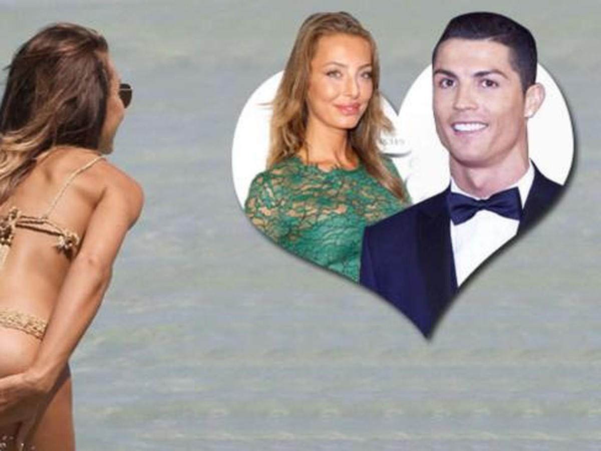 FOTO+VIDEO Jednu sexi krásku vymenil za druhú: Ronaldo si za Irinu našiel dokonalú náhradu